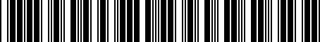 Barcode for CHB-WCH007