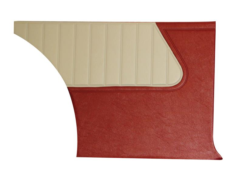Door Panels, 1962/63 Falcon 2DR Standard/Deluxe (no Mylar), Rear. • Original Crush grain. image for your 2001 Ford