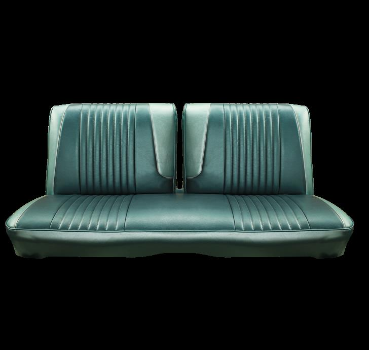 Ford Galaxie Seat Cover Front Split Bench 1963 Galaxie