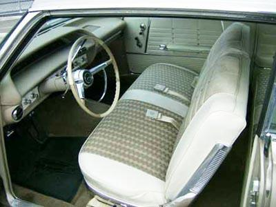 Search 1964 Chevrolet Impala Seat Covers