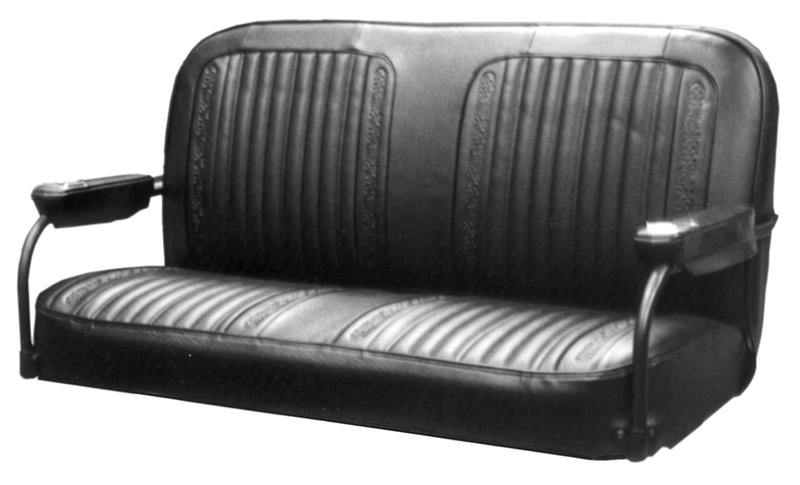 1985 K5 Blazer Seat Covers Velcromag