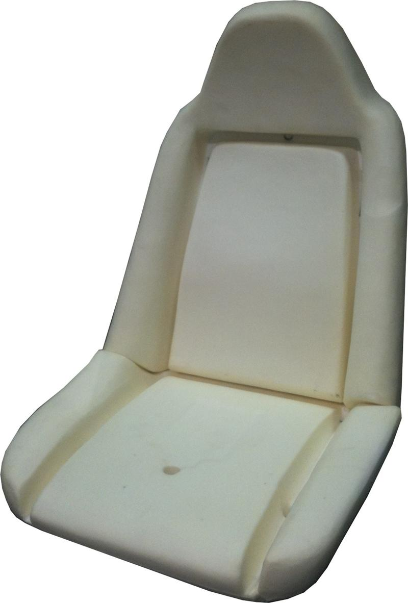 oldsmobile cutlass 442 foam swivel bucket seat only high density per seat fits cars with. Black Bedroom Furniture Sets. Home Design Ideas