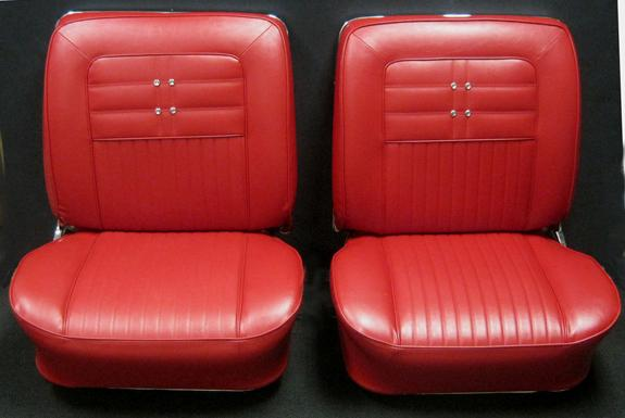 Ci63impsshtsc Ci Seat Covers Front And Rear 1963
