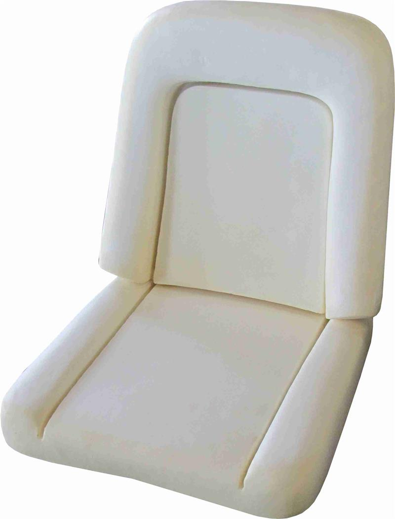 Seat Foam, Bucket Seat, Molded, 1963-64 Falcon Hardtop or Sedan, Will not fit the convertible. image for your Ford Falcon