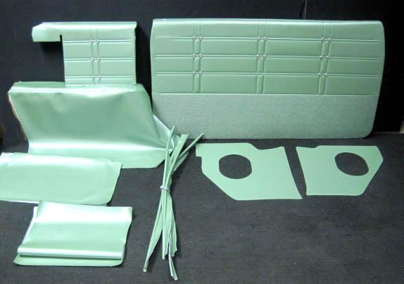 Ci63impcvdp Ci Door Panels Front And Rear 1963 Impala