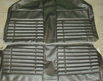 Dodge Demon Seat Covers Rear Coupe Duster Demon 72